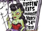 Brains Koffin Kats Dreadnoughts Foufounes Electriques Montréal 24/03/10
