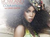 Kelly Rowland, Commander