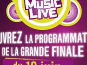 soir grande finale Mobile Music Live:concert gratuit