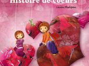 Histoire coeurs couverture