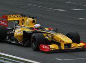 Nicolas Prost volant d'une Renault