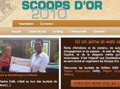 Scoops d'Or, grand merci Orange France Antilles