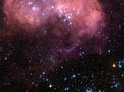 Spectaculaire image nébuleuse réalisée télescope Hubble