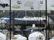 Ikea Lever rideau