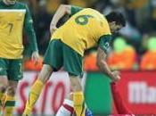Groupe victoire l'Australie buts contre Serbie, Australiens Serbes éliminés Mondial 2010