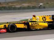 Valence Robert Kubica fait boulot