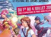 11ème édition Japan Expo juillet, Villepinte