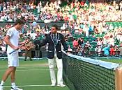 Wimbledon 2010 Vidéo Murray contre Simon (26/06/2010)