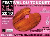 Festival Touquet 2010 rendez-vous Artistes demain