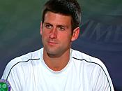 Wimbledon 2010 Vidéo Interview Novak Djokovic (28/06/2010)