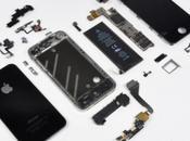Voici coût production d'un iPhone Apple