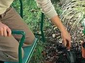 jardin, protégez genoux votre