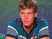 Wimbledon 2010 Vidéo Interview Tomas Berdych (30/06/2010)