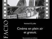 Soirée Audiovisuel thème Corse partir soir Halle l'Arsenal Bonifacio.