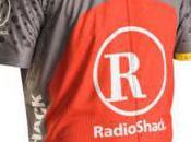Tour France 2010 Nouveau maillot Radioshack