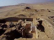 L'égyptologie tchèque xvi. l'institut fouilles abousir superstructure mastaba inty