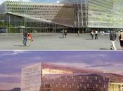Harpa concert hall Henning Larsen architects