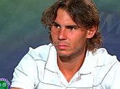 Wimbledon 2010 Vidéo Interview Rafael Nadal (04/07/2010)