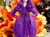 Défilé Haute Couture Paris Dior, j'adore, pays femmes tulipes