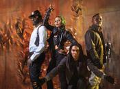 Black Eyed Peas James Cameron projet film