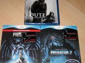 [Arrivage] route, Predator blu-ray