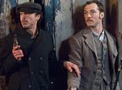 Sherlock Holmes tournage débute plus prévu
