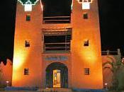Magie nuit marocaine Tour toile
