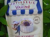 Crème vanille nougat Montélimar