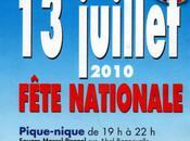 Fête Nationale Festivités juillet Noisy-le-Sec alentours