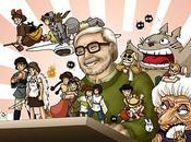 Miyazaki compare l'utilisation l'iPad masturbation
