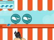 Marre baleine Twitter Jouez tirez dessus (jeu)