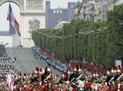 FRANCE_AFRIQUE Juillet 2010 Célébration cinquantenaire indépendances Champs Elysées…