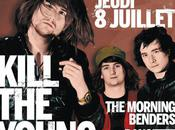 Review Concert Custom Juillet Dansette Junior, Morning Benders, Kill Young