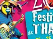 Festival'Thau dans Languedoc Roussillon