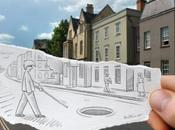 Pencil Camera, réalité papier Heine