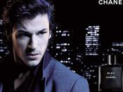 Gaspard Ulliel bleu pour nouvelle fragrance Chanel...♠