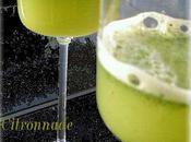 Citronnade menthe