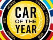 Voiture l'année 2011 nominées