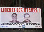 Libérez otages