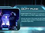 TRON legacy Daft Punk Nouveau Trailer