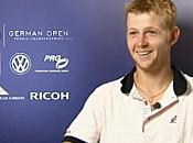Hambourg Vidéo Interview Andrey Golubev (25/07/2010)