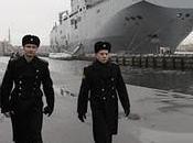 Navires russes Saint Nazaire Sarkozy encore charrue avant boeufs