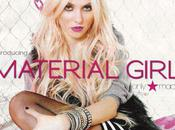 Material Girl fille Madonna crée marque fringues embauche Taylor Momsen comme égérie
