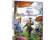 Alice Pays Merveilles Burton Sortie Blu-Ray