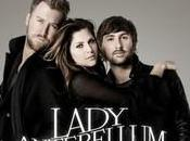 Lady Antebellum: country sommet charts