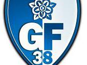 Football GF38 CFA2 équipe jeune maintien