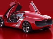 Renault DeZir Ecolo supercar