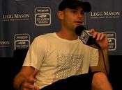 Vidéo Washington Interview Andy Roddick (02/08/2010)