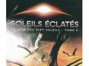 SOLEILS ECLATES, tome saga soleils Kevin Anderson