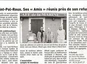 Retour l'hommage Camaret-sur-Mer Saint-Pol-Roux